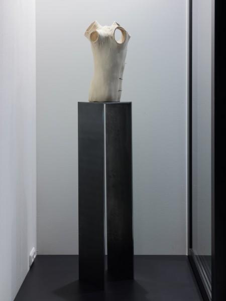 """Holzskulptur """"Torso V"""" / SKUL 113"""