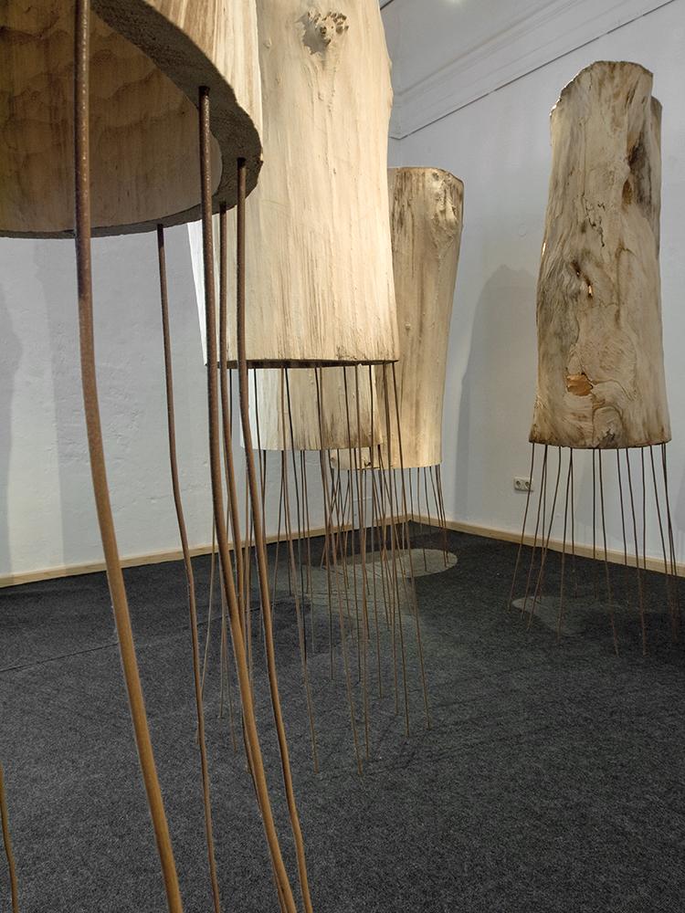 Asbach-2011-SKUL-089-Rumpf-auf-metallenen-F-ssen-Foto-Thuringer-a