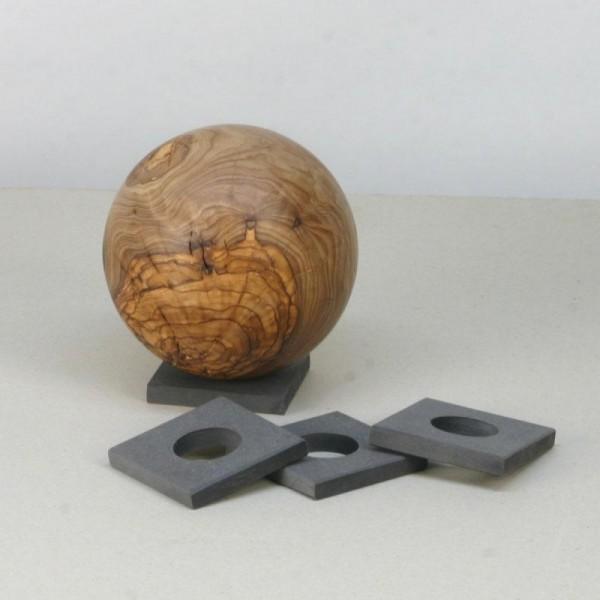 Kleiner Sockel für Kugeln bis 18 cm / So K