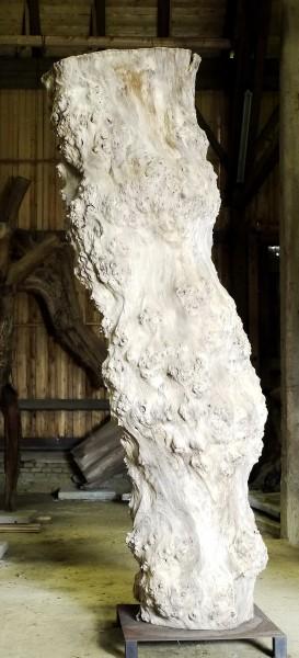 """Skulptur aus Pappelmaser- """"Archaische Gestalt 8"""" - SKUL 160-8"""