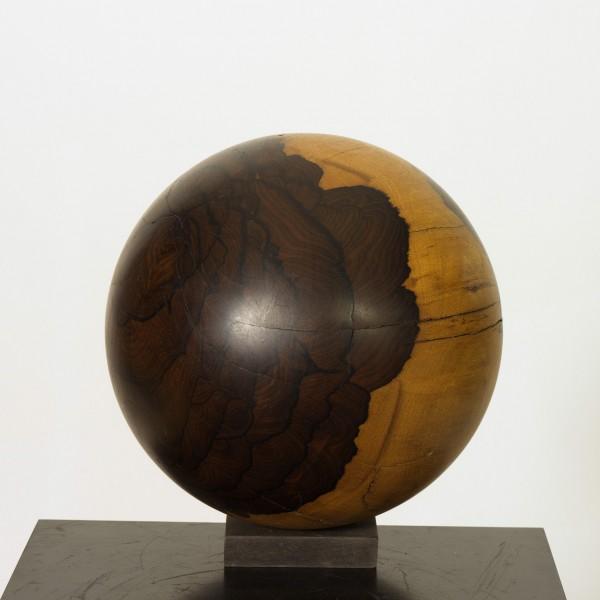 Holzkugel aus Ziricote P 053