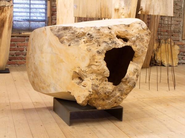 """Gefässkulptur """"Höhle"""" / SKUL 195"""