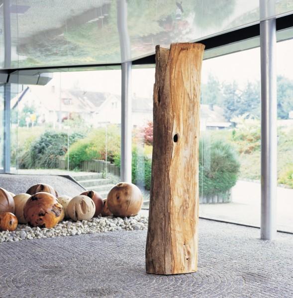 """Holzskulptur """"Altern und vergehen"""" SKUL 035"""