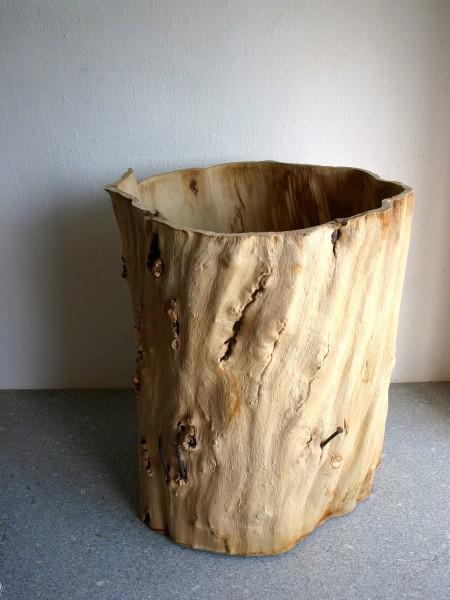"Holzskulptur ""Torso III"" / SKUL 099"