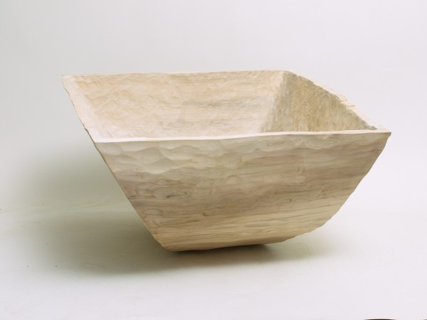 """Skulptur """"Gefäßform, zum Quadrat zulaufend"""", SKUL 241-3"""