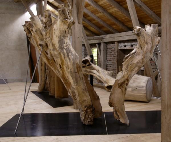 "Skulptur ""Geschundene Natur"", SKUL 144"