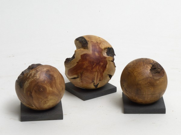 Holzkugeln in der Gruppe, Gr 136