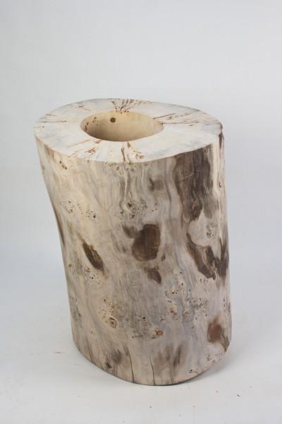 """Gefässkulptur """"Zylindrische, schaukelnde Form"""" / OB 009"""