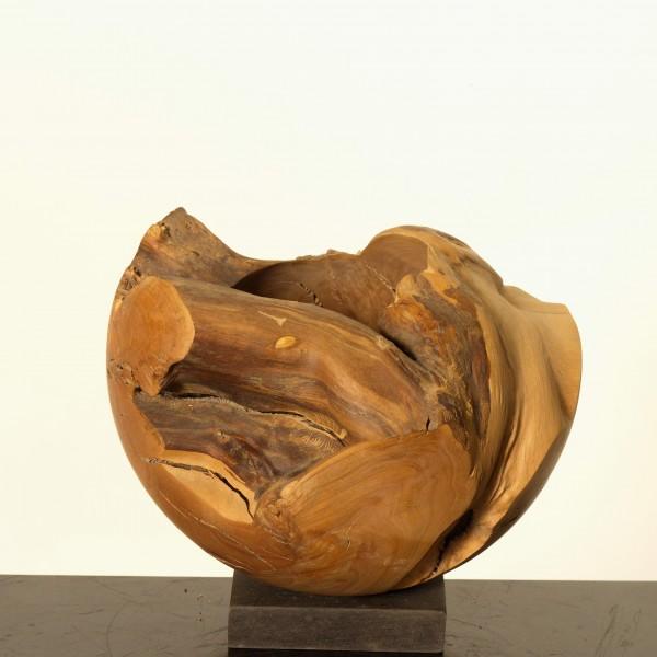 Hohle Kugel / Apfelbaum Obj 873
