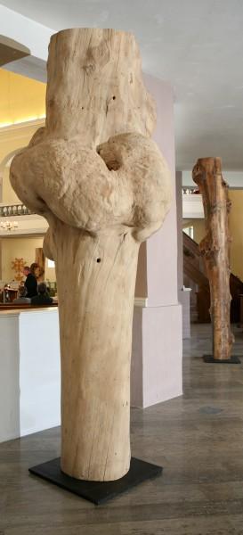 """Skulptur """"Wuchtiger Körper"""", SKUL 147"""