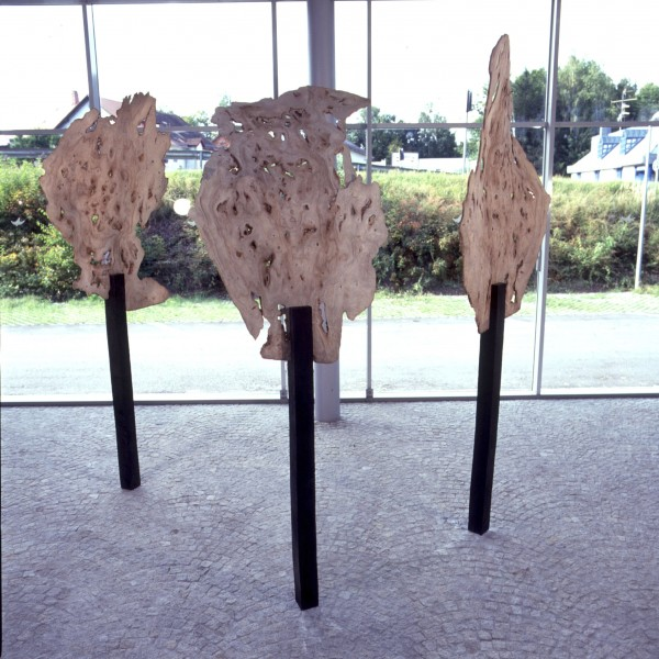 """""""Kleiner Wald"""" - Skulpturengruppe SKUL 009"""