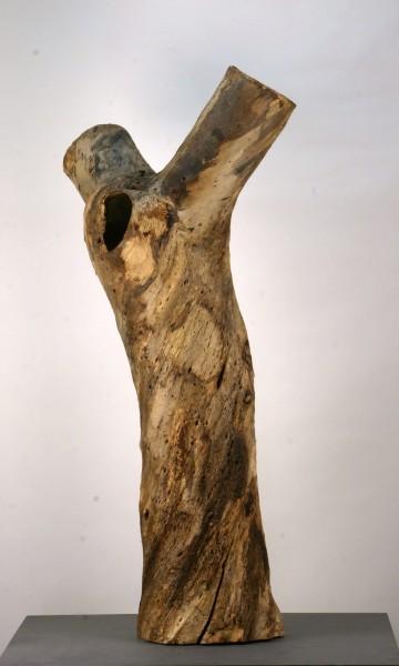 """Holzskulptur """"Kleine Baumform"""" / SKUL 214-2"""
