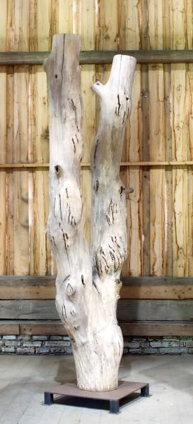 """Baumskulptur """"Schlangenförmige Wuchsform, Paar"""" / SKUL 201-5"""