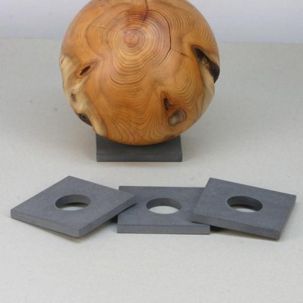 Mittelgroßer Sockel für Kugeln bis 30 cm / So M